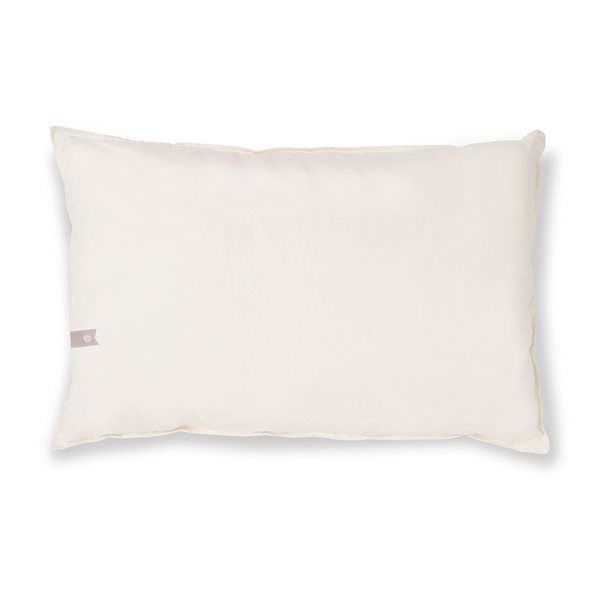 The Little Green Sheep Organic Wool (with organic cotton) Pillow Toddler