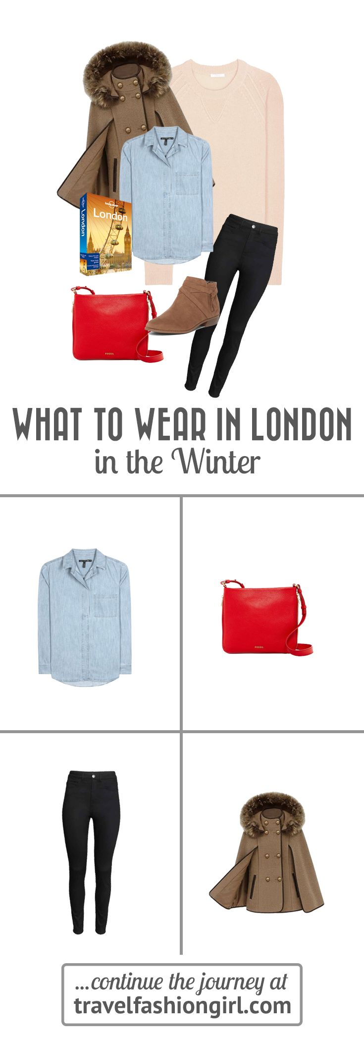 Wondering what to pack for London and other parts of England? Read this to find out what a local fashionista recommends for your packing list for the UK. | travelfashiongirl.com