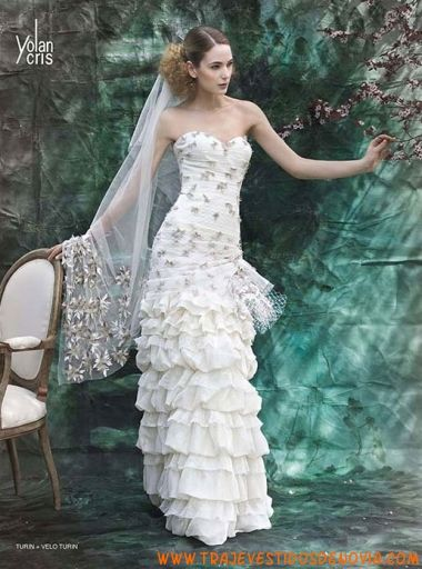 Turin  Robes de Style  Vestido de Novia  YolanCris