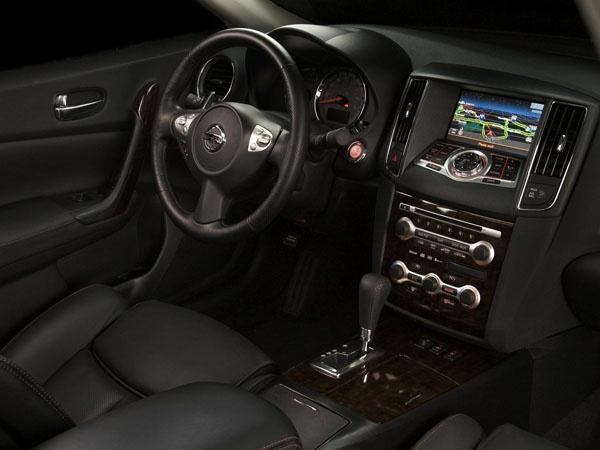 2012 Nissan Maxima interior  Everything Nissan  Pinterest  Cars
