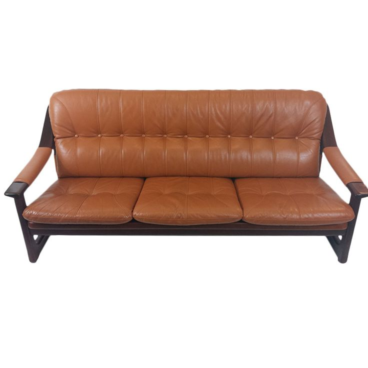 Designed by Fred Lowen and made by Tessa lounges, this Mid Century burnt orange leather lounge is a real find. Seating 3 very comfortably - and I mean comfortably! - this gorgeous lounge was made when they knew how to make furniture for design and comfort.