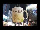 Starbuck's New York City Mug Video