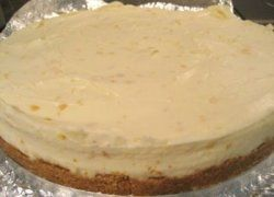 No bake cheesecake - Cooking with Dextrose