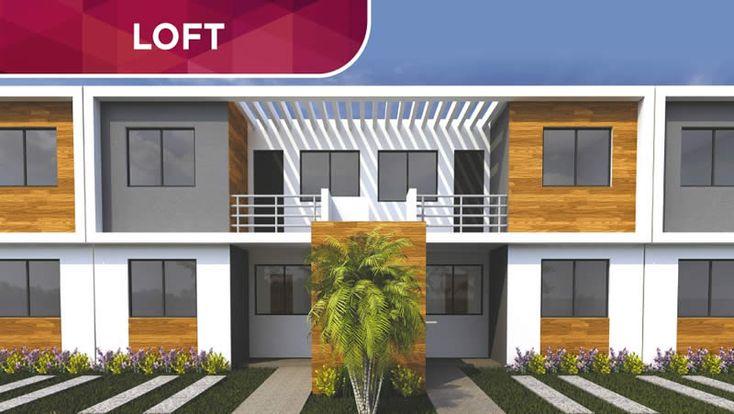 Casas en Venta Queretaro_Casas en Queretaro Zakia_Modelo Loft
