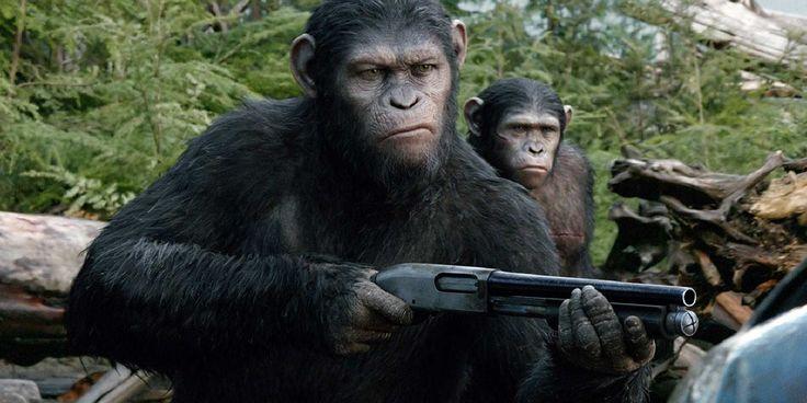 La Planète des singes 2: trois courts-métrages prequels