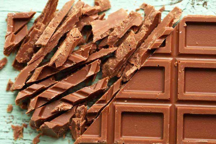 Słodka czekolada to recepta na szczęście