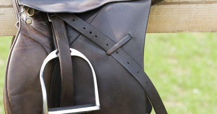 Como fazer uma sela para um modelo de cavalo. Uma sela bem encaixada e corretamente dimensionada é o toque final perfeito para qualquer modelo de cavalo. Fazer sua própria sela é gratificante e significa que você pode obter a escala exatamente correta. Além disso, você pode fazer o tipo certo de sela para o seu modelo; por exemplo, uma sela de corrida para um cavalo de corrida. Use um couro ...