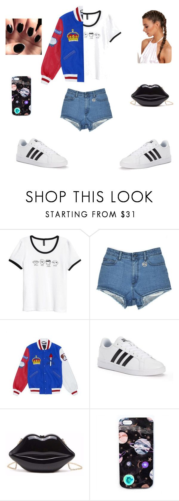 """Outfit for country concert"" by jovana-02 ❤ liked on Polyvore featuring Opening Ceremony, adidas, Nikki Strange and country"