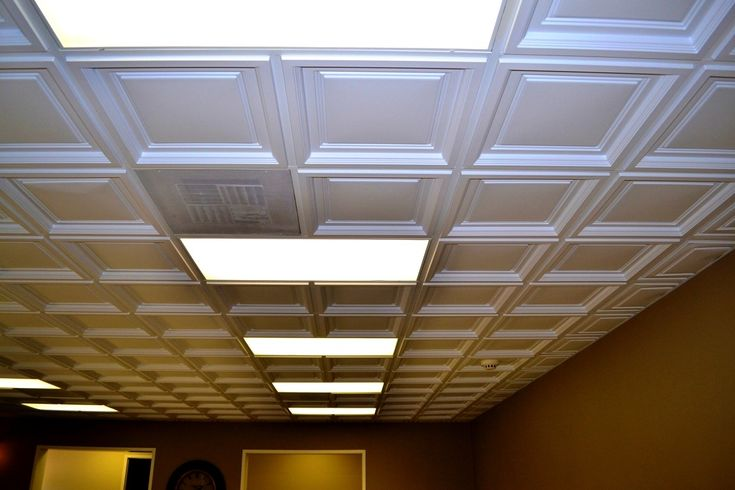 Coffered Ceiling Tiles 24