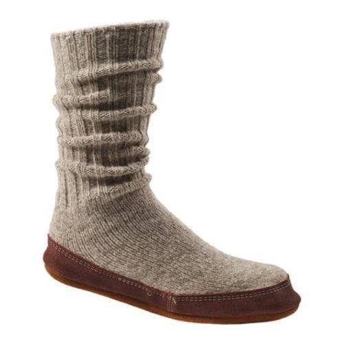 Acorn Slipper Sock Ragg