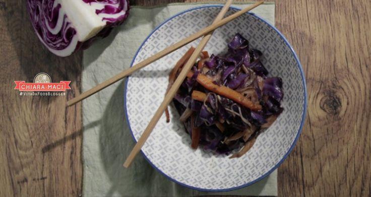 Curry di pollo & wok di verdure - Chiara Maci