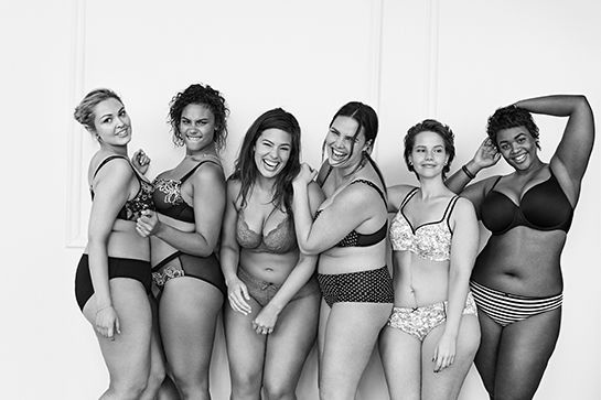 "Lane Bryant's CEO On The Shade In #I'mNoAngel #refinery29  http://www.refinery29.com/2015/04/85120/lane-bryant-im-no-angel-campaign#slide-2  Am I hearing a bit of sass aimed at a certain other lingerie brand in that ""I'm No Angel"" tagline?LH: ""We really admire Victoria's Secret and what they've done; they're an amazing brand. But arguably, their notion of what's beautiful and sexy is a little narrow, and we want to say that beautiful and sexy comes in all shapes and sizes, as these models prove. It's all about these amazing women, and making a statement."""