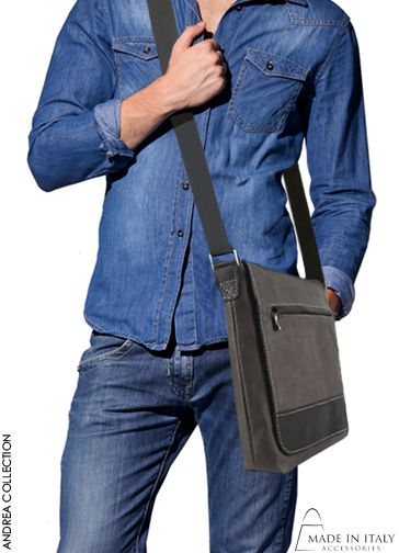 Andrea Collection | Italian Trendy Leather Bags for Men | Made in Italy Accessories https://madeinitalyaccessories.com/bags-for-men