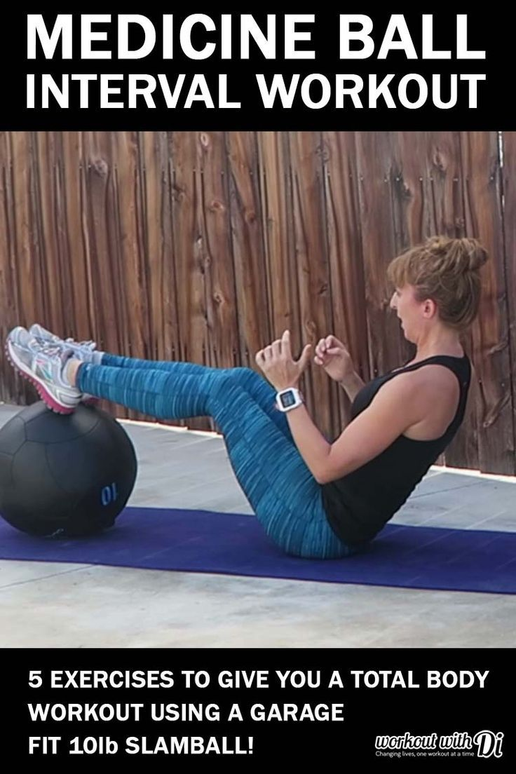 Sharing some exercises using a medicine ball. Great for interval workouts at home. 5 exercises you can do at home, no need for an expensive gym membership!