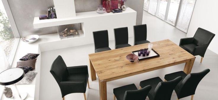 Modern Dining Room Ideas: Rustic Modern Dining Room Ideas ~ interhomedesigns.com Dining Room Designs Inspiration