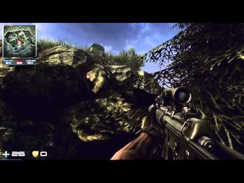 Contract Wars - Raw Gameplay 7 - Contract Wars (CW) is a Free to play FPS (First Person Shooter) MMO Game featuring, some RPG elements