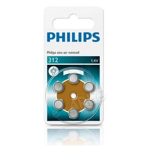PHILIPS İŞİTME CİHAZI PİLİ (ZA1312B6A) - 15.17 TL + KDV