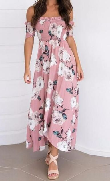 ab77402a529 29 Cheap Maxi Dress You Must Try - Style Spacez