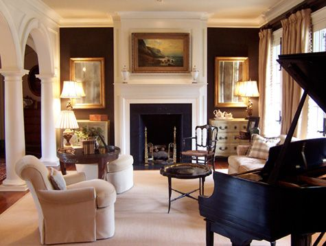 Great Formal Living Room - Maresca & associates