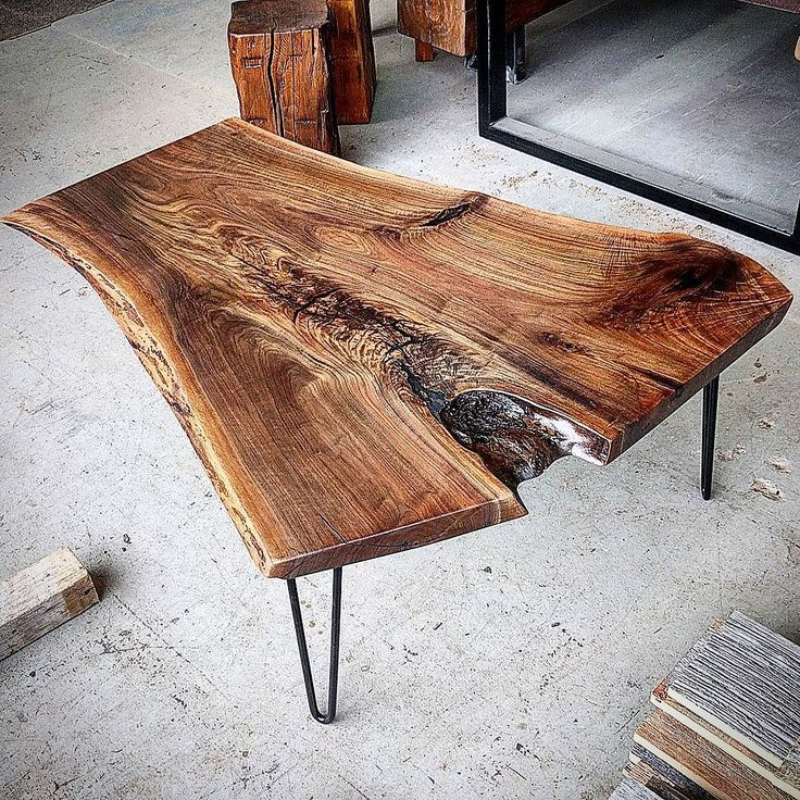 Live Edge Coffee Table Toronto: 541 Best Images About For The Home On Pinterest
