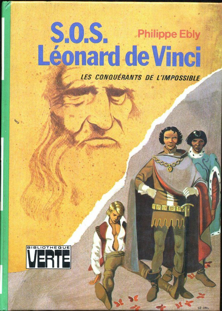 Philippe Ébly Hachette Bibliothèque Verte 1979
