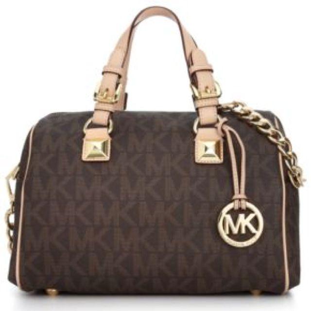 MICHAEL Micheal Kors Handbag, Grayson Monogram Medium Satchel - Shop All -  Handbags \u0026 Accessories - Macy\u0027s