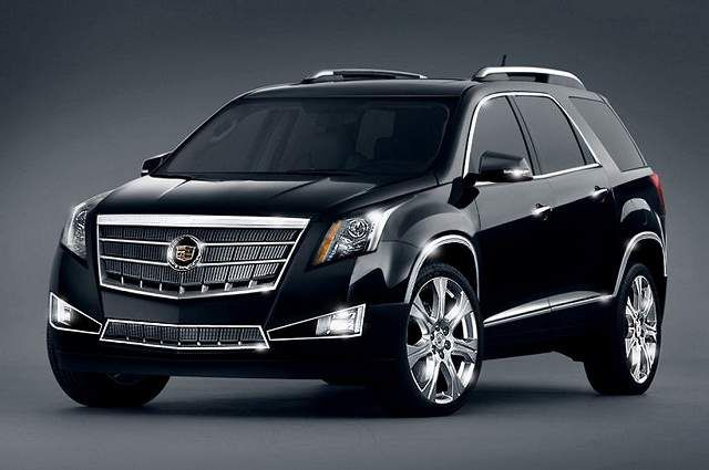 Cadillac SRX | 2015 Cadillac SRX interior, photos, price