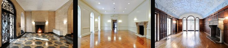 Academy Mansion New York City:: Historic estate for Photography, Film, Music Videos