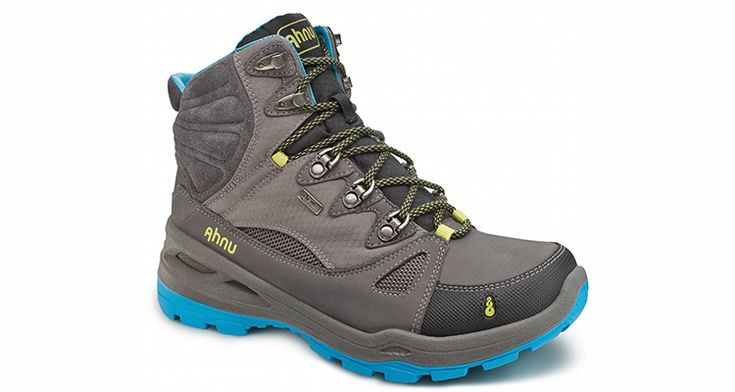 Your favorite tennies meet rugged midweights in this lightweight hiking boot.