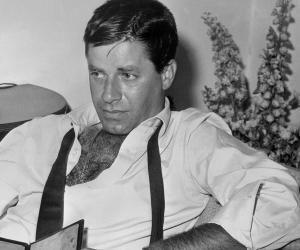 Jerry Lewis Celebrity Pisces