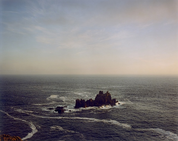 """""""Lands End"""" 2010 by Harry Cory Wright. C print, 58 x 71 in / 148 x 180 cm (edition of 3) and 32 ½ x 39 in / 83 x 100 cm (edition of 7)."""