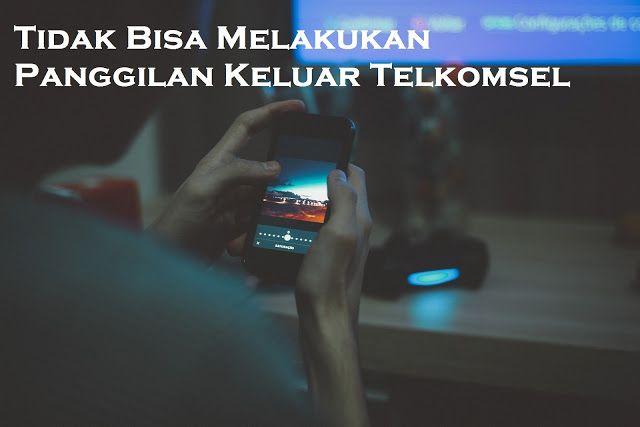 """Solusi Masalah Tidak Bisa Melakukan Panggilan Keluar Telkomsel   Orang yang lahir didunia ini pasti punya masalah namun setiap orang mempunyai masalah yang berbeda-beda. Jika saat ini anda dihadapkan pada masalah ini """" Telkomsel Tidak Bisa Melakukan Panggilan Keluar"""".   Maka anda mempunyai masalah yang sama dengan pembahasan kali ini.   selengkapnya: http://bit.ly/problempanggilankeluar   #problemtelkomsel #panggilantidakdiizinkan #panggilandiakhiri #tidakbisamelakukanpanggilankeluar"""