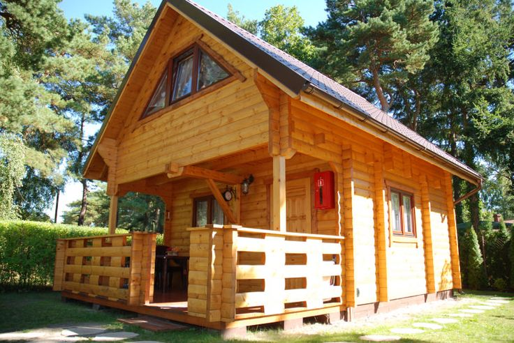 NOWY komfortowy DOMEK z BALA nr. 10 - NAWARA - Pobierowo, domki letniskowe nad morzem, noclegi, wczasy w Pobierowie