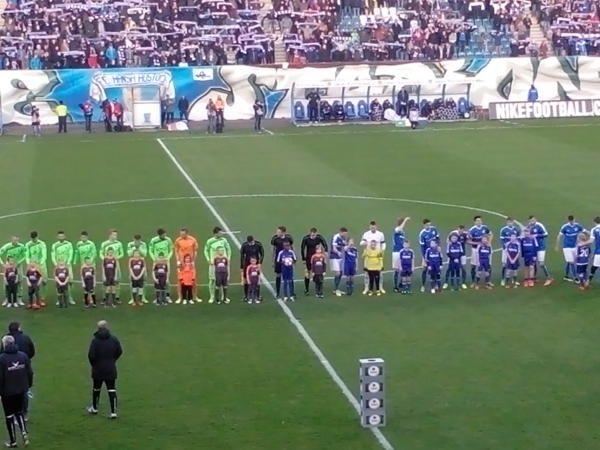 """FC Hansa Rostock bezwang MSV Duisburg mit Defensiv-Strategie und beendete """"Ergebnis-Krise"""". Der FC Hansa Rostock """"schüttelte"""" die """"Ergebnis-Krise"""" aus den let ..."""