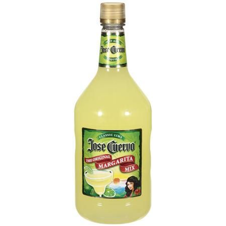 We Tried ALL The Margarita Mixes — Here Are The 5 Best #refinery29  http://www.refinery29.com/best-margarita-mixes#slide-6  No. 1. José Cuervo Margarita Mix ($3.98) If price and taste have equal weight, José comes out first by a mile. Mixed with Sauza, this mix ranked second overall in our taste test for its sweet start and tart finish. Whe...