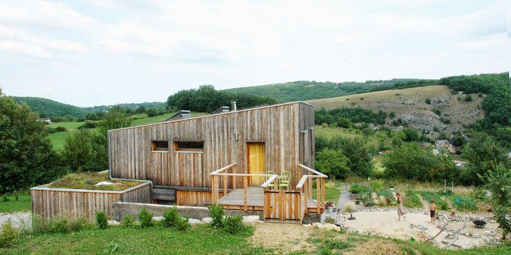 Virginie Farges - architecture écologique corrèze limousin