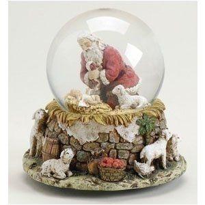 #Christmas Snow Globes