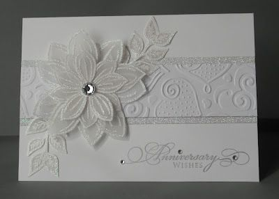 Gorgeous Anniversary Card!!!