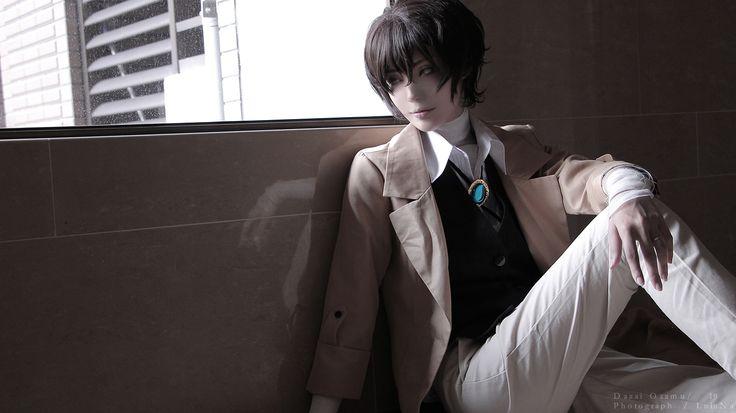 19(一九。) Osamu Dazai Cosplay Photo - Cure WorldCosplay