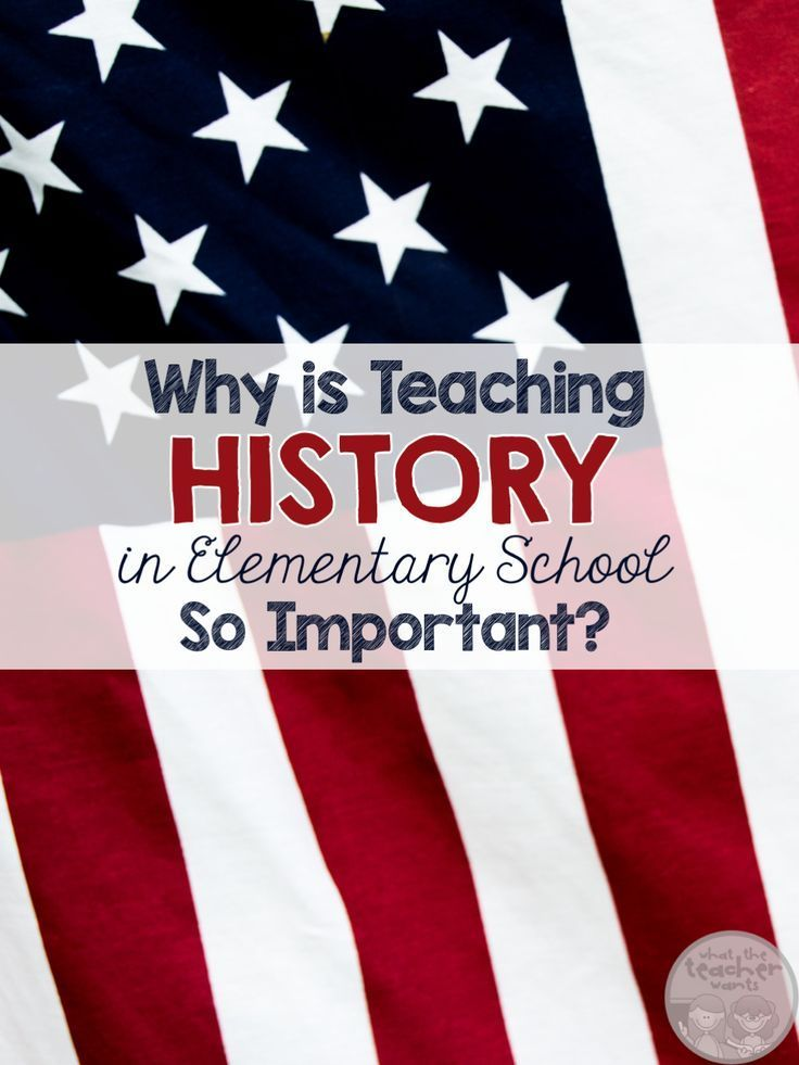 Blog post written by a 5th grade teacher. It explains why teaching American History is so important. Also has helpful information and resources to help you better teach US History in 5th grade.