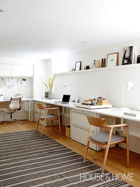 Photo Gallery: Editors' Basement Renos | House & Home