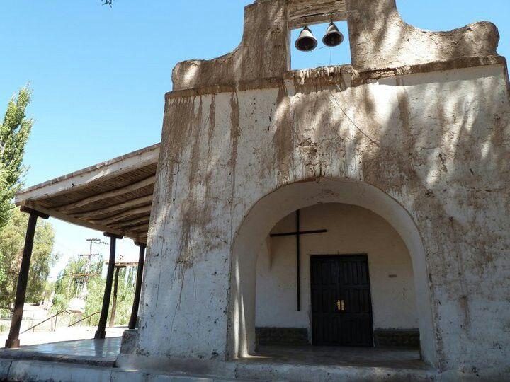 Antigua Iglesia. Norte argentino.