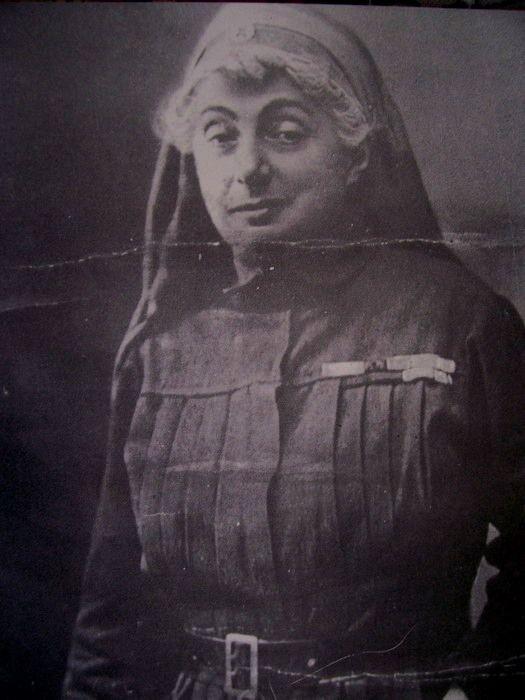 Άννα Παπαδοπούλου η «Μάννα του Στρατιώτη» (αδελφή του Παύλου Μελά).