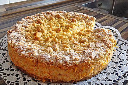 Streuselkuchen mit Mandarinen und Schmand 7