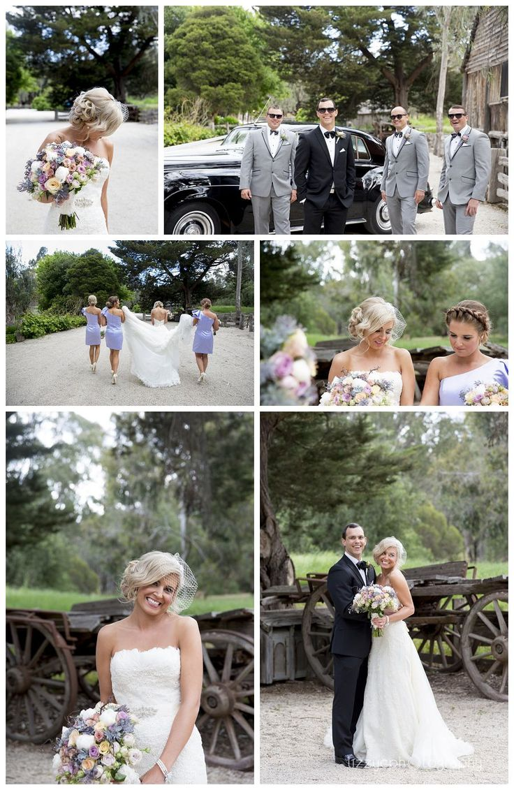 Jess + Brad  A Melbourne Wedding at Emu Bottom Homestead, Photo: Lizzy C Photography  #rustic #chic #vintage #weddingmelbourne #emubottomhomestead #weddingphotographer #weddingmelbourne #barn