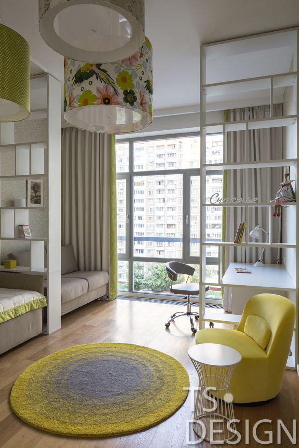 дизайн интерьера квартиры в ЖК 7 Небо
