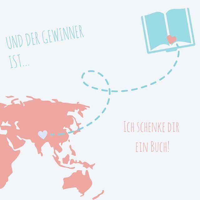 Am Welttag des Buches gab es für dich eine Lesereise zu gewinnen... <3