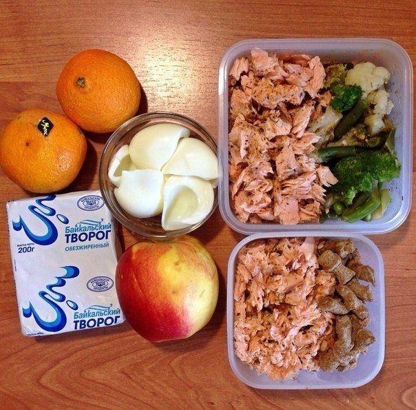 Правильный ужин. 7 примеров здоровых ужинов. Сохрани на стену чтобы не потерять!  1.Обычный омлет из смеси яиц и молока, к которому можно добавить несколько свежих помидоров или горсть любых замороженных овощей. 2.Куриное филе на гриле, предварительно замоченное в лимонном соке со специями, подающееся к столу с салатом из любых овощей. 3.Треска на пару, гарниром для которой станет гавайская смесь из риса и овощей. 4.Крольчатина, запеченная в фольге в духовом шкафу и поданная к столу с…