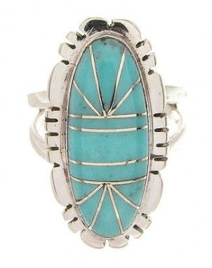 Turquoise Jewelry | Southwest Jewelry | Silver Turquoise Rings