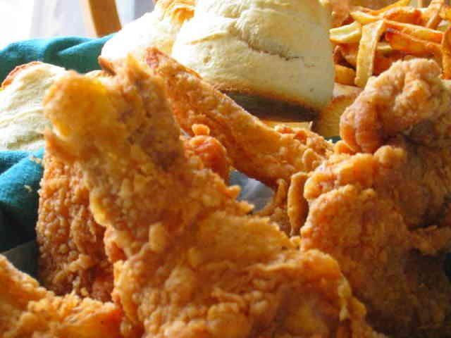 なんちゃってKFC(フライドチキン)の画像